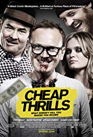 Cheap Thrills (2013) - Review, Rating and Synopsis