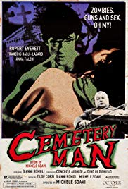 Cemetery Man (1994) - Review, Rating and Synopsis