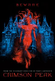 Crimson Peak (2015) - Review, Rating and Synopsis