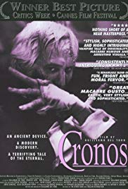 Cronos (1993) - Review, Rating and Synopsis