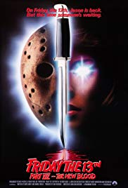 Friday the 13th Part 7: The New Blood (1988) - - Review, Rating and Synopsis