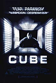 Cube (1997) - Review, Rating and Synopsis