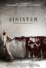 Sinister (2012) - Review, Rating and Synopsis