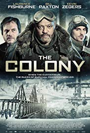 The Colony (2013)- Futuristic Film