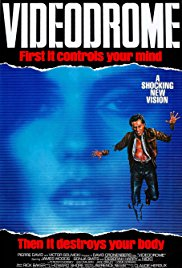 Videodrome (1983) - Review, Rating and Synopsis