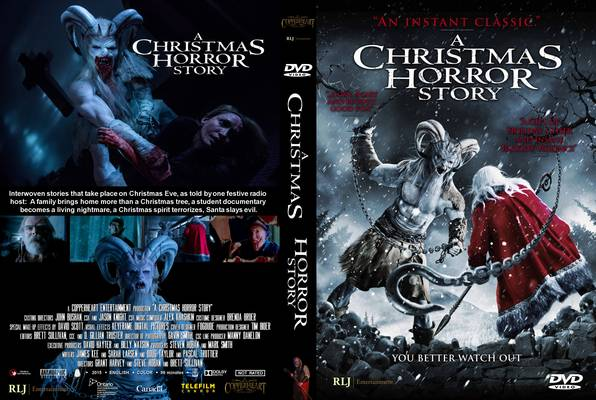 A Christmas Horror Story (2015) Rating and Review
