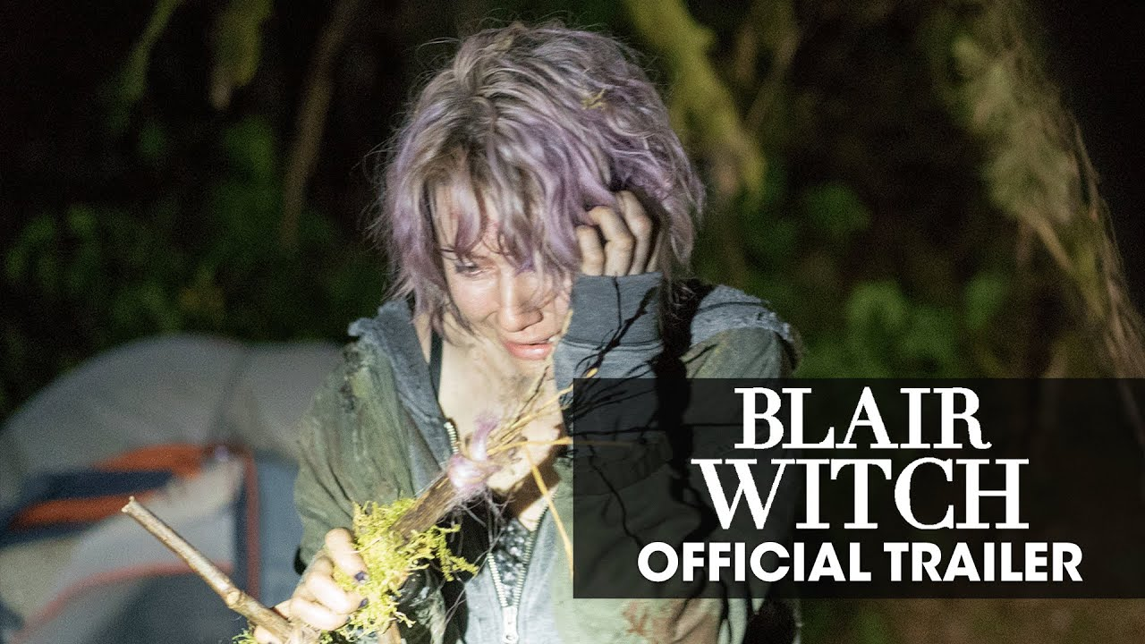 Blair Witch Full Movie Details