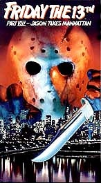 Friday the 13th, Part VIII Jason Takes Manhattan
