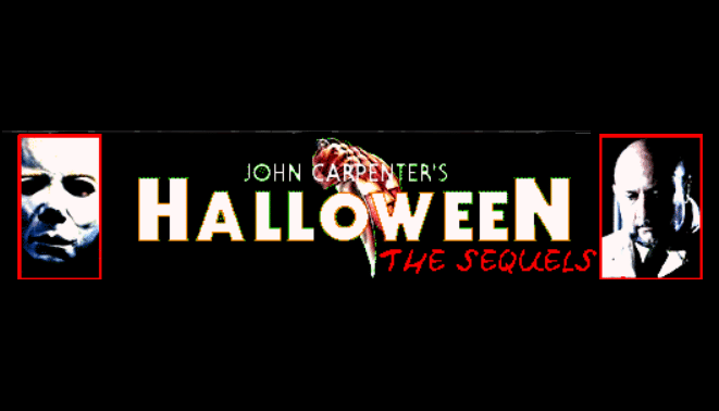Halloween Movie Sequels