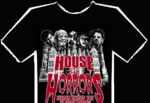House of Horror Tshirt