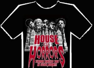 House of Horror Thsirt
