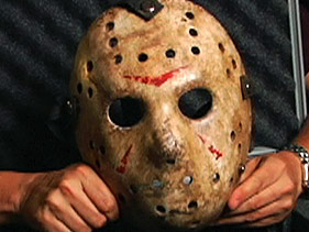 Jason New Mask