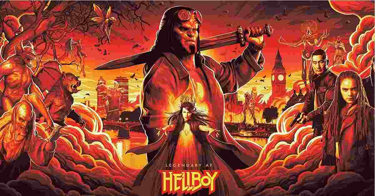 Hellboy Full Movie Download