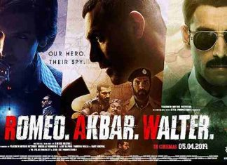 Romeo Akbar Walter Full Movie Download