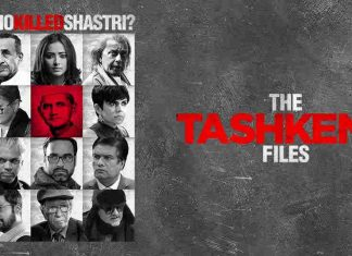 The Tashkent Files Full Movie Download