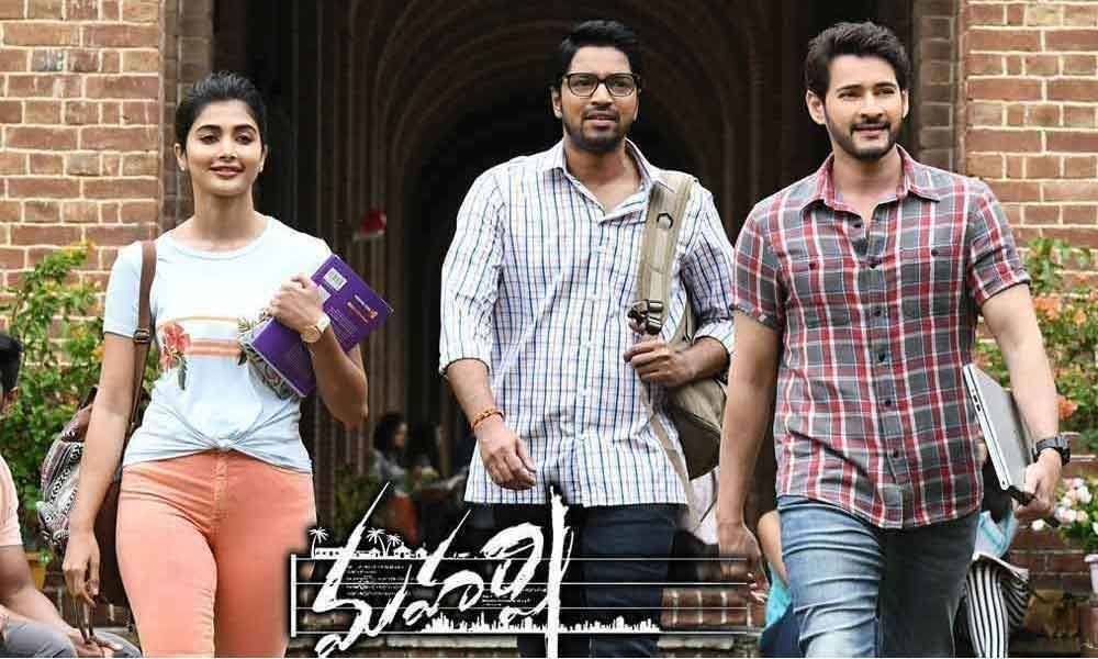 Mahesh Babu's Movie Maharshi Collected 160.60 Cr Worldwide.