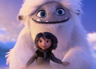 Abominable Trailer Out