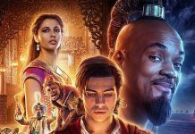 Aladdin Box Office Update day 2