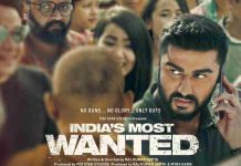 India Most Wanted 4th Day Box Office Collection
