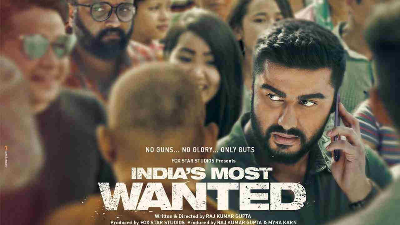 India Most Wanted 1st Day BOC -