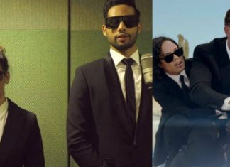 Siddhant Chaturvedi and Sanya Malhotra Are The Voices For Chris Hemsworth and Tessa Thompson's For The Desi Men in Black: International