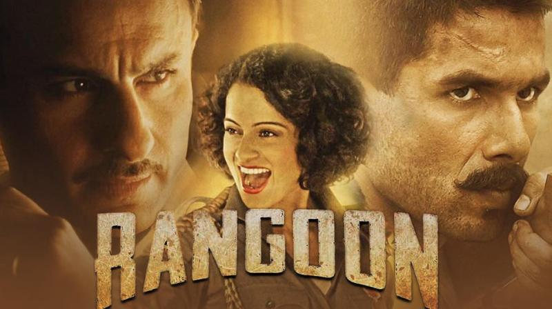 Rangoon Full Movie Download