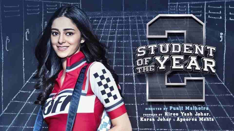 Student of The Year 2 Day Wise Collection