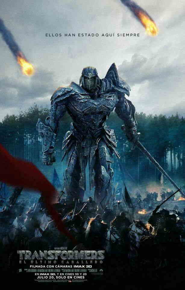 Transformers Last Knight Full Movie Download