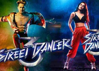 Varun Dhawan's Movie Street Dancer 3D is Postponed to 24 January 2020