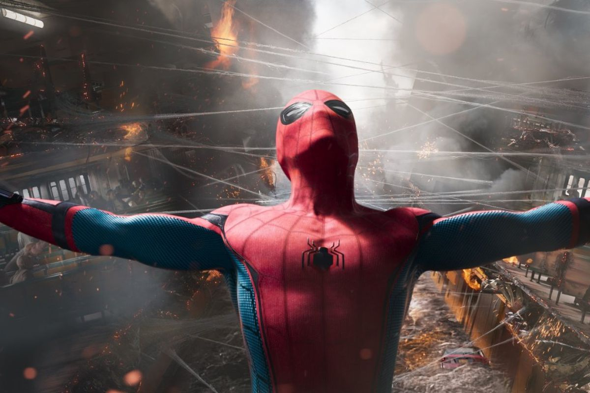 Spider-Man Homecoming full movie download Filmyzilla