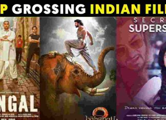 Top 10 Bollywood Highest Grossing Movies