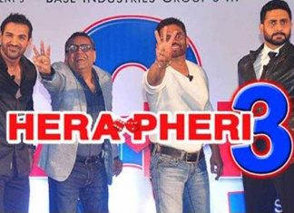 Most Awaited Movie Hera Pheri 3 First Look Released 2019