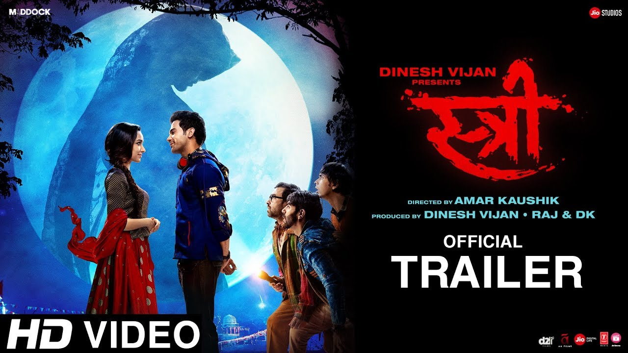 Stree Full Movie Download online HD, FHD, Blu-ray