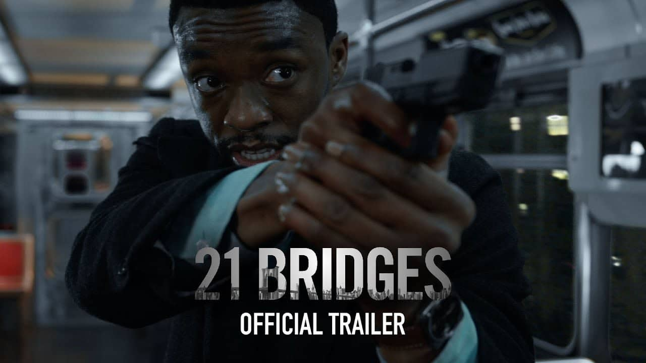 21 Bridges Box Office Collection