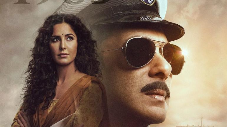 Bharat Full Movie Salman Khana & Katrina Kaif Poster