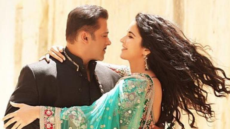 Bharat - Salmn Khan & Katrina Kaif Love Song