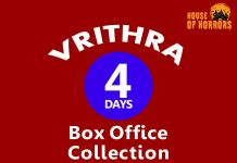 Vrithra 4th Day Box Office Collection