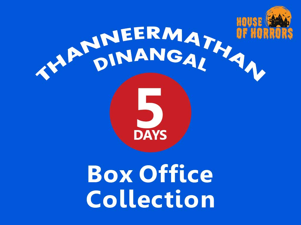 Thanneermathan Dinangal 5th Day Box Office Collection