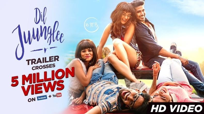 Dil Juunglee Box Office Collection