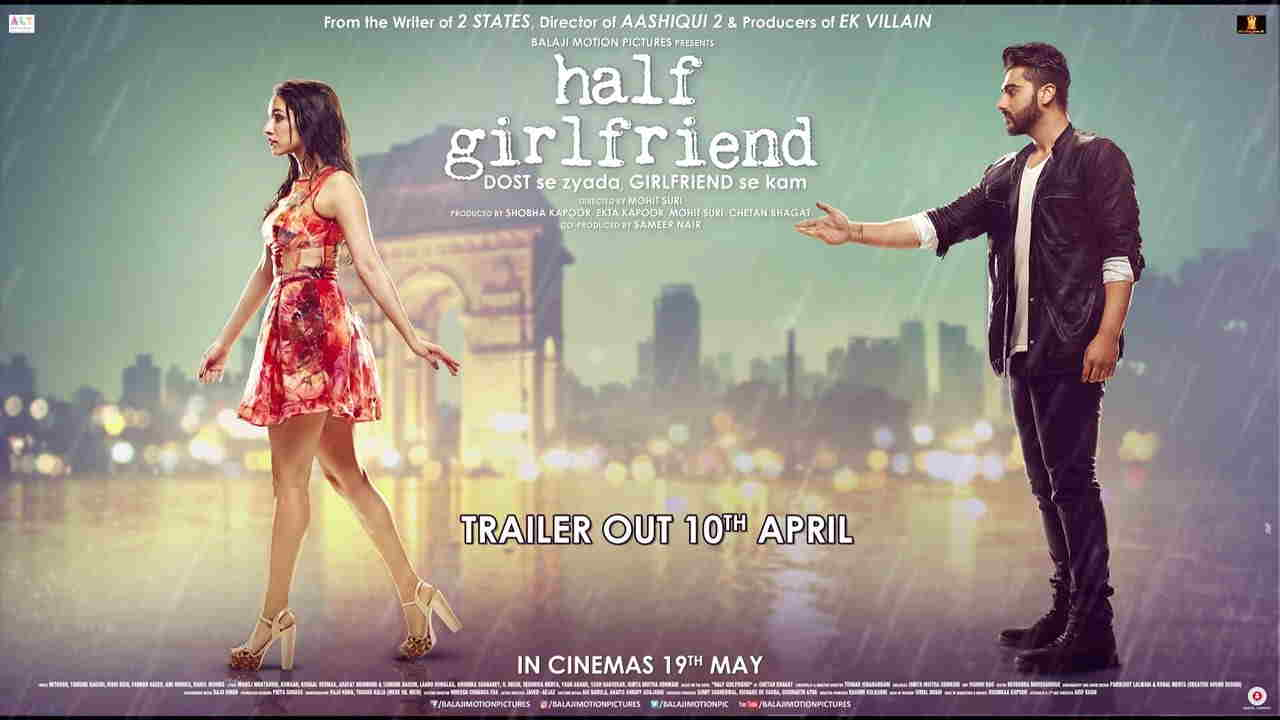Half Girlfriend Full Movie Download Tamilrockers