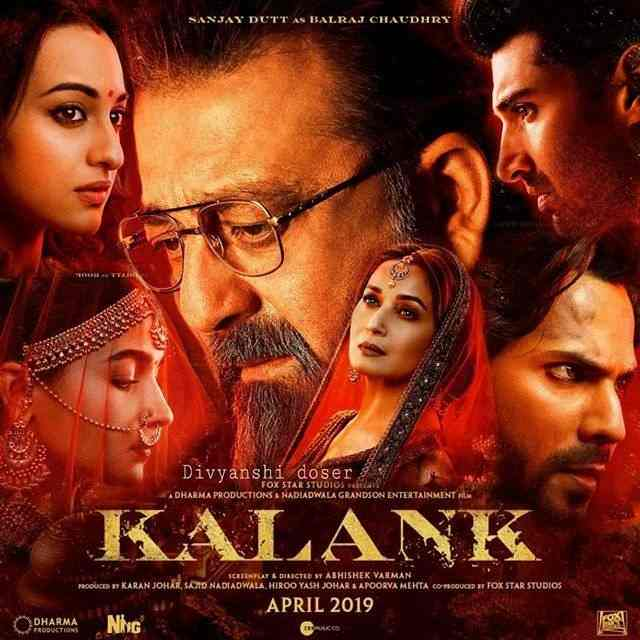 Kalank Full Movie Download Movierulz