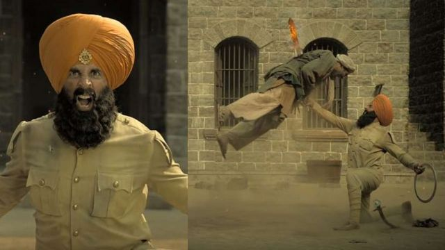 Kesari Movie Epic Battle Scene