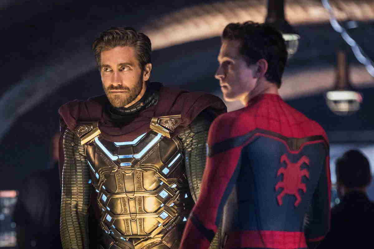 Spider-Man Far From Home Full Movie Download Bolly4u