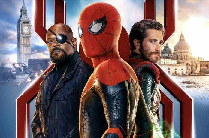 Spider Man Far From Home Full Movie Download Hd Fhd Blu Ray