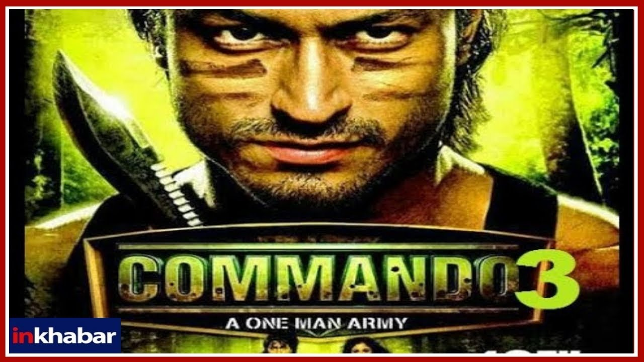 Commando 3 Full Movie Download