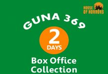 Guna 369 2nd Day Box office Collection