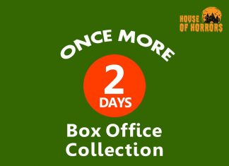 Once More 2nd Day Box office Collection