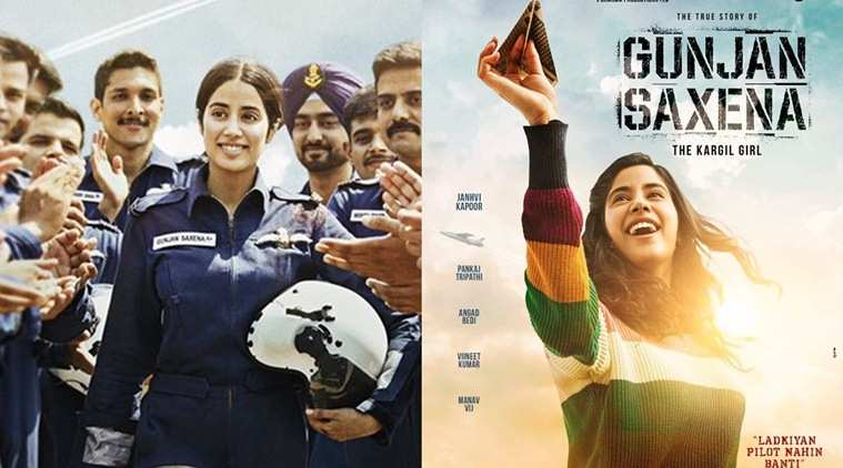 Gunjan Saxena The Kargil Girl Full Movie