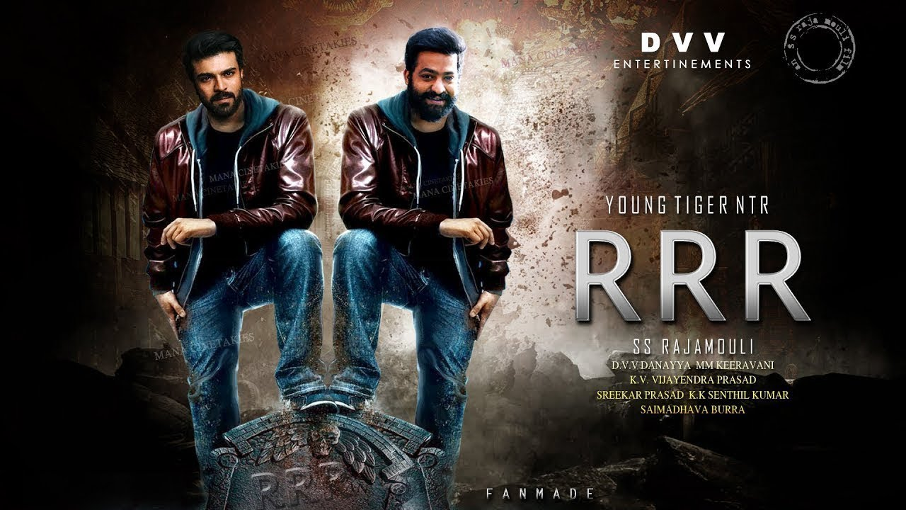 RRR Upcoming Movie News