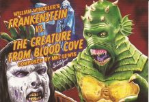 Frankenstein VS The Creature From Blood Cove